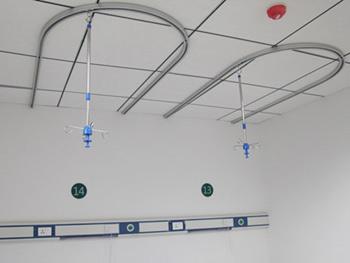 HR-中心手机在线体彩-天轨输液架